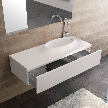 Раковина Moove Techstone basin от Jacuzzi.