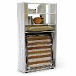 Кровать-трансформер Patrick от Milano Bedding.