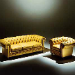 Диван Chester sofa от фабрики Poltrona Frau, дизайн R & D Poltrona Frau.