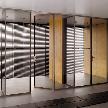 На фото: модель Planus by Pavilion - Continuum от фабрики Tre-P & Tre-Piu, дизайн Citterio Antonio.