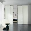На фото: модель Less от фабрики Movi, дизайн Studio Tecnico Movi.