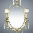 Зеркало 568655 от фабрики Fine Art Lamps.