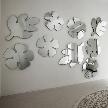 Зеркало Frasca от фабрики Porada, дизайн Colzani Tarcisio.