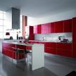 Кухня Aria Laminato от фабрики Vama Cucine.