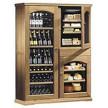 Мультитемпературный винный шкаф Arredo Cex 2503 от фабрики IP.