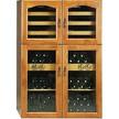 Мультитемпературный винный шкаф  Bellagio от фабрики Caveduke.