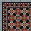 Керамическая плитка-ковер Vancouver B1-1D1_Grifon A1-1D1 от Winkelmans.