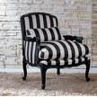 Кресло 9788P от фабрики Seven Sedie Reproductions.