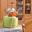 На фото: модель Mobile beanbags от фабрики Team 7, дизайн Auer Karl.