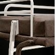 На фото: модель George от фабрики Milano Bedding, дизайн Colautti Gino.