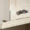 Фрагмент кухонного гарнитура ALNOCLAIR от фабрики Alno.