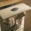 Фрагмент кухонного гарнитура Painters Collection Royal от фабрики Siematic.