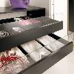 Гардеробная Flexx Wardrobe interior от фабрики Now! by Huelsta.
