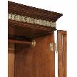 На фото: модель 493733 Gentlemans Wardrobe от фабрики Jonathan Charles Fine Furniture.