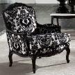 Кресло Balzac armchair фабрики Angelo Cappellini.
