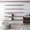 На фото: модель Centopercento cabina armadio от фабрики Tisettanta, дизайн Tisettanta Design Lab.