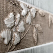 На фото: модель Sakura  от фабрики Imola Ceramica.