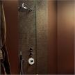 Смеситель Shower system от фабрики Zucchetti, дизайн Thun Matteo, Rodriguez Antonio.