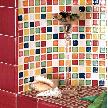 Модель Mosaico Vietrese от фабрики Francesco De Maio.