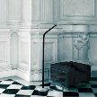 модель Crystal Lounge Armchair от фабрики Glas italia, дизайн Massaud Jean Marie.