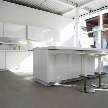 Кухня Unit от фабрики Binova, дизайн BEN+DESIGN.