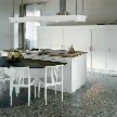 Кухня Florence от фабрики Snaidero, дизайн Lucci Orlandini Design.
