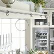 Кухня English Mood kitchen 07 White Chalk от фабрики Minacciolo.