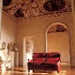 Диван Autumn Rithms sofa фабрики Mascheroni в интерьере.