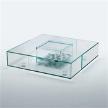 Биокамин Seasons фабрики Glas italia, дизайн Massaud Jean Marie.