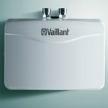 Маленький проточный водонагреватель miniVED от фабрики Vaillant.