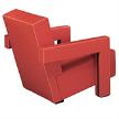 Кресло 637 Utrecht Armchair от фабрики Cassina.