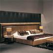 Кровать Lowell от фабрики Ulivi Salotti.