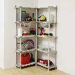 стеллаж FREEDOM CORNER SHELF UNIT 93-10 от фабрики Toomax
