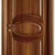 Межкомнатная дверь из массива Nova P от фабрики Bertolotto Porte.