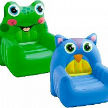Надувное детское кресло Cozy Animal Chair от фабрики Intex.