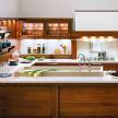 Кухня Certosa от фабрики Snaidero.