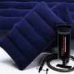 Надувной матрас с 2 подушками и насосом Classic Downy Set QUEEN 68765 фабрики Intex. Цена от 1600 рублей.