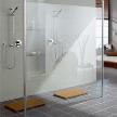 Душевая кабина Walk-in-shower FREE фабрики Kermi.