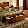 Кровать ART. AT62G от фабрики Zilio.