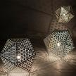 Светильник Rontonton от фабрики Moroso, дизайн Vliet Edward van.