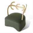 Кресло Antler фабрики Cappellini, дизайнер Oki Sato.