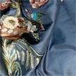 Ткань для украшения интерьера Embellished Furnishing Fabrics фабрики Zuber.