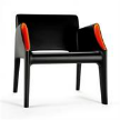 Кресло Magic Hole armchair фабрики Kartell. Дизайнер Quitllet Eugeni , Starck Philippe.