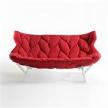 Диван Foliage Sofa фабрики Kartell. Дизайнер Urquiola Patricia.