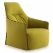 Кресло Santa Monica Lounge фабрики Poliform.