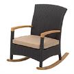 Кресло-качалка Plantation Rocking Chair фабрики Gloster.