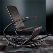 Кресло-качалка CROCKET фабрики Smania.