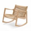 Кресло-качалка Euvira фабрики ClassiCon.
