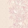 Обои 50s Line Papers Bouquet Bonbon фабрики Little Greene.
