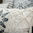 Декоративная подушка Gray cushions от фабрики Gervasoni, дизайн Navone Paola.